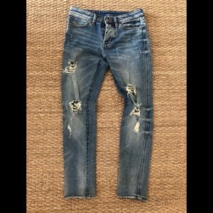 Ksubi men's jeans.